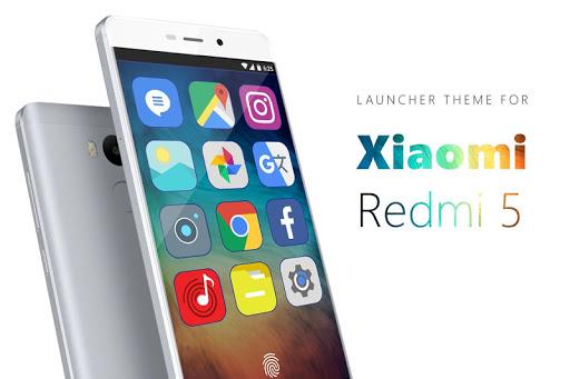 Theme for Xiaomi Redmi 5 1.0 screenshots 1