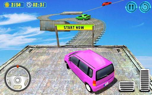 Impossible Car Stunt Racing: Car Games 2020  screenshots 5