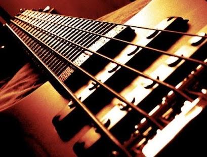 Wallpaper Guitar Bass Screenshot Thumbnail