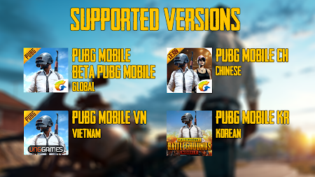 Battlegrounds Advanced Graphics Tool [NO BAN] APK screenshot thumbnail 1