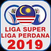 LIGA MALAYSIA 2019 - LIVESCORE