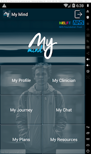 MyMind- screenshot thumbnail