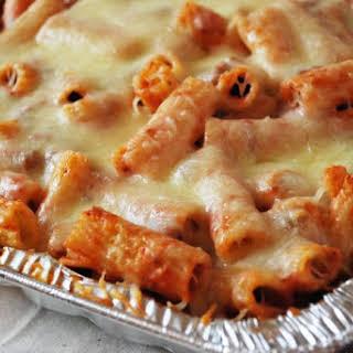 Baked Mostaccioli Recipes.