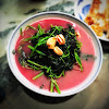 vegetable,Amaranth, chinese, easy, recipe, Soup, 湯, 紅莧菜
