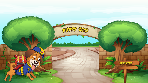 Puppy Zoo Patrol