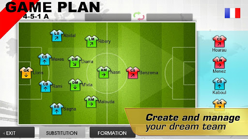 Real Football 2012 screenshot 11