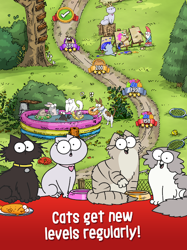 Simon's Cat - Crunch Time - screenshot