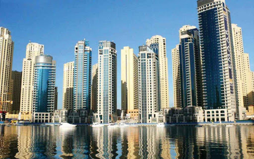 Dubai Live HD Wallpaper