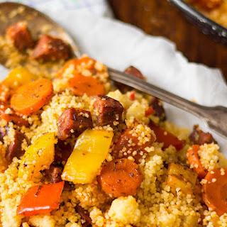 Green Pepper Couscous Recipes