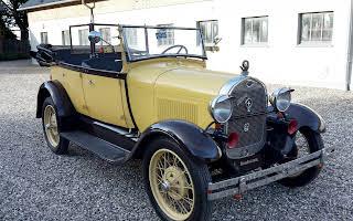 Ford A Phaeton Rent Midtjylland