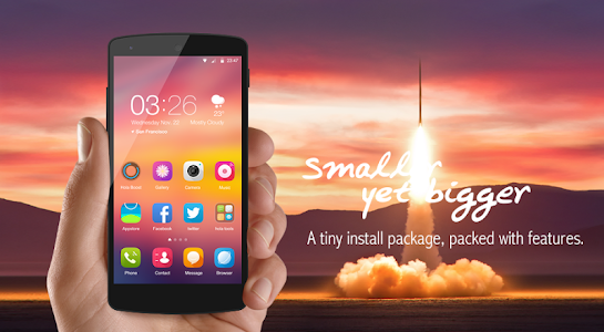 Hola Launcher - Simple & Fast v1.5.3