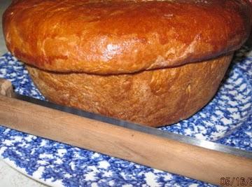 Mazza Savada (portuguese Sweet Bread) Recipe