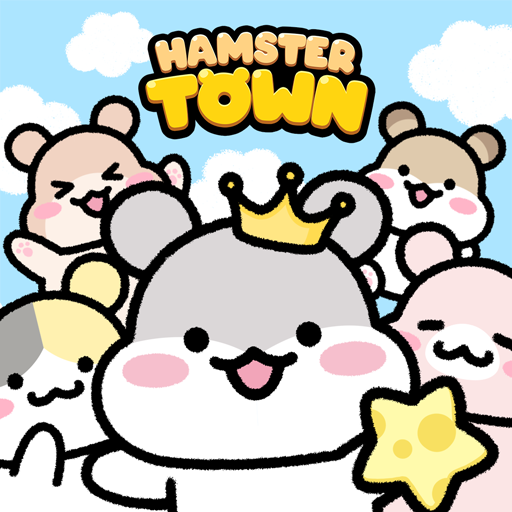 Hamster Town, the cutest drawing puzzle game ever