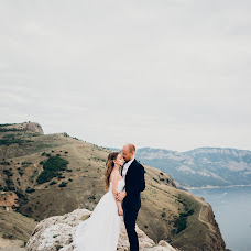 Wedding photographer Darya Parubec (DariaP). Photo of 09.07.2018