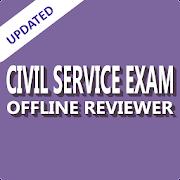 Civil Service Exam Review Offline 2020