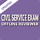 Civil Service Exam Review Offline 2018 apk