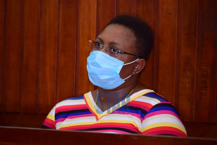 Photo of Magistrate ordered to postpone Jumwa's case until Willie Kimani murder case is finalised | ANNETTE WAMBULWA