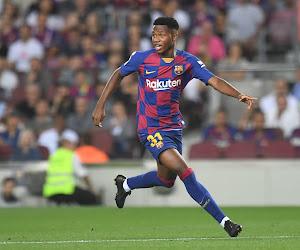"""🎥 Ansu Fati maakt middenvelder compleet belachelijk bij FC Barcelona:  """"Hij heeft hem terug naar Duitsland gestuurd"""""""