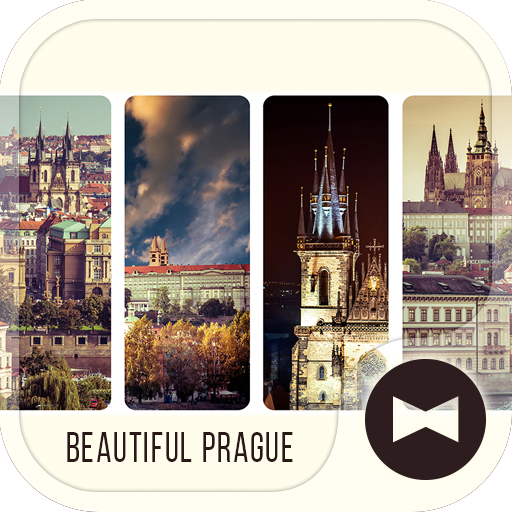 Beautiful Prague +HOME Theme Icon