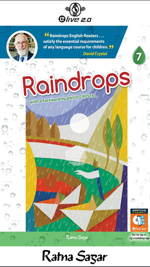 Raindrops 7 AR- screenshot
