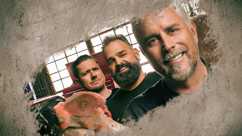 Watch Garage Rehab live