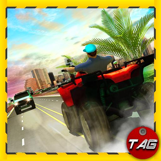在四核瘋狂賽車 賽車遊戲 App LOGO-硬是要APP