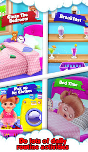 Baby Ava Daily Activities 10