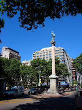 Photo: Montevideo - Plaza Cagancha