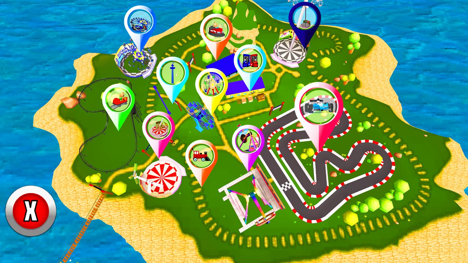 Park Spiele 3d
