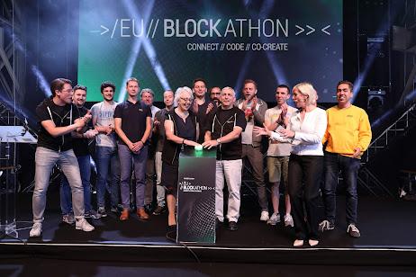 Blockathon EU 2018 - photo credit EUIPO