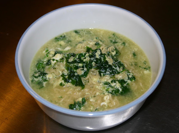 Egg Drop Ramen Noodle Soup Recipe