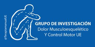 Resultado de imagen de logo grupo de investigación en dolor musculoesquelético y control motor
