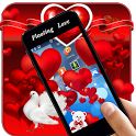 Floating Love Fall icon