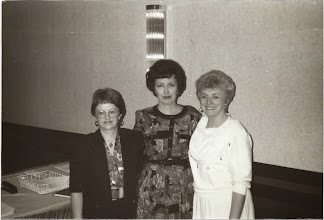 Photo: Bette Ford, Adele Gray, Sandy Gold