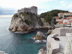 Photo: The Dubrovnic old town is another of the UNESCO World Heritage sites.