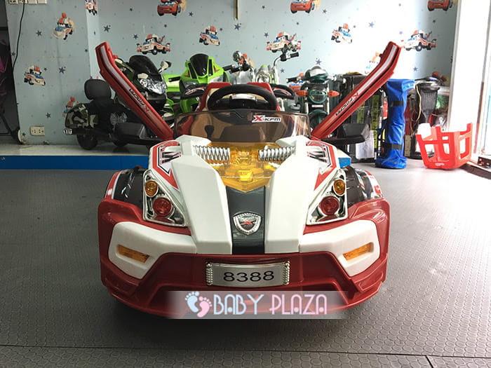 Xe ô tô điện dành cho bé WXE-8388 2