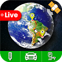 Live Earth Map 3d : Satellite View - World Maps icon