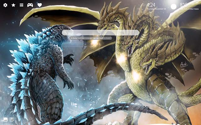 Godzilla Wallpaper & Godzilla King of Monster