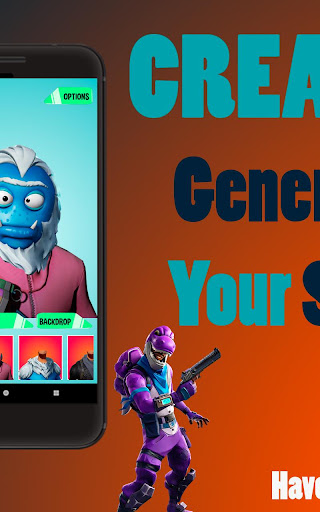 Battle Royale Skins Generator Free! screenshot 2