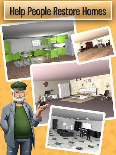 Home Design Dreams - Design My Dream House Games 1.1.5 screenshots 2