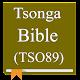 Tsonga Bible - TSO89 Download for PC Windows 10/8/7