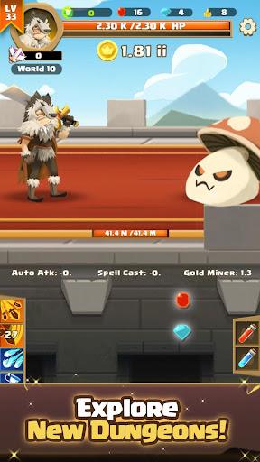 Clicker Knight: Incremental Idle RPG 5 screenshots 4