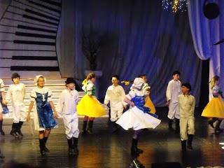 2014 Záverečný koncert SZUŠ - DFS Cindruška