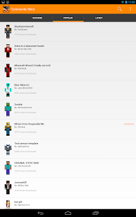 Minecraft: Skin Studio  Apk Download For Android and Iphone 8