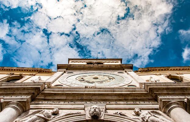 Padova ......Torre dell' Orologio di Ione