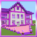 Barbie House MCPE 1.0