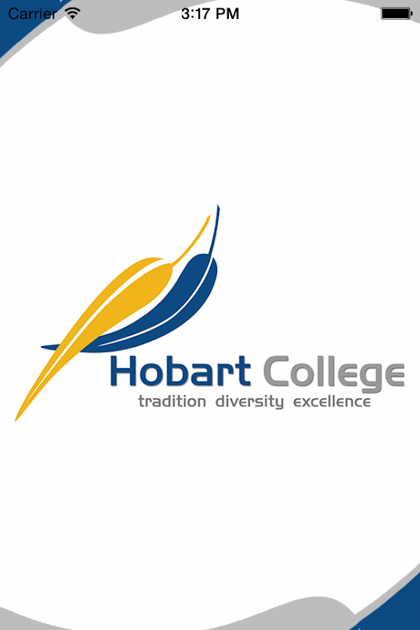 Hobart College- screenshot