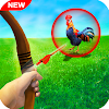 Archery Chicken Shooter Hunting  : Archery Games