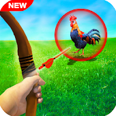 Chicken Shooter Hunting : Archery Games