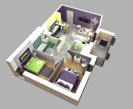 Small Home Design 3D 1.0 screenshots 5